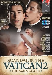 Lukas Ridgeston, Scandal In The Vatican 2 The Swiss Guard